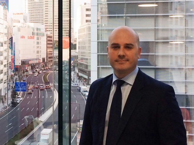 Ben Garcia - Branch Manager AGS Korea