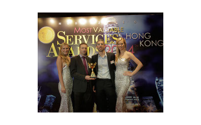Staff AGS HHong Kong awarded