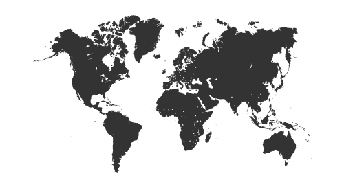AGS network on world map