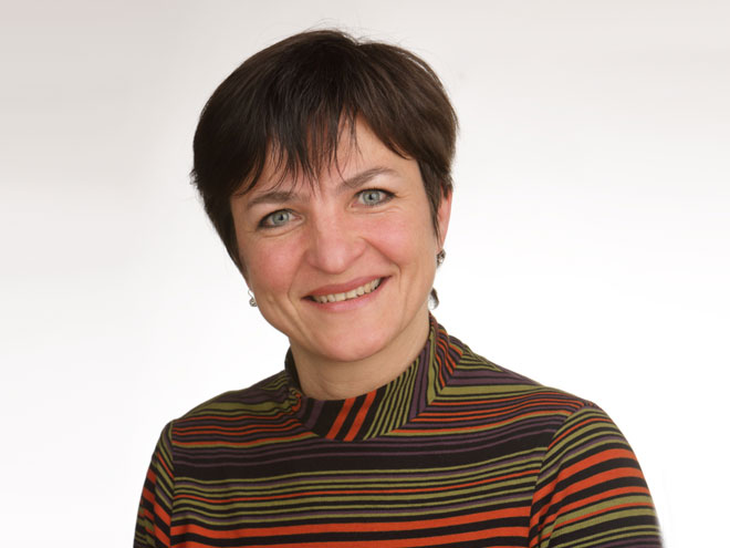 Ingrid Lamblin - AGS Budapest's branch manager
