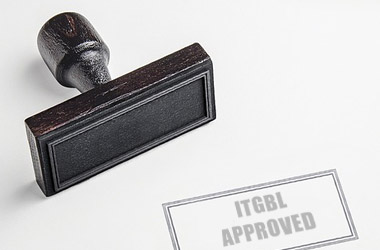 Stamp ITGBL Approved