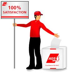 100% satisfaction MrGoodmove AGS