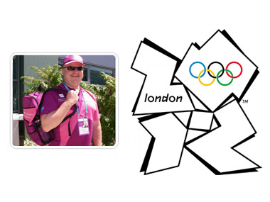 Michael Jacks in the Olympic Games of London