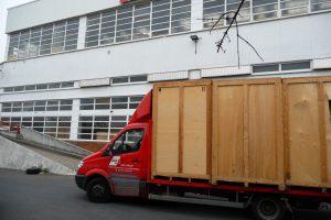 AGS Paris Truck