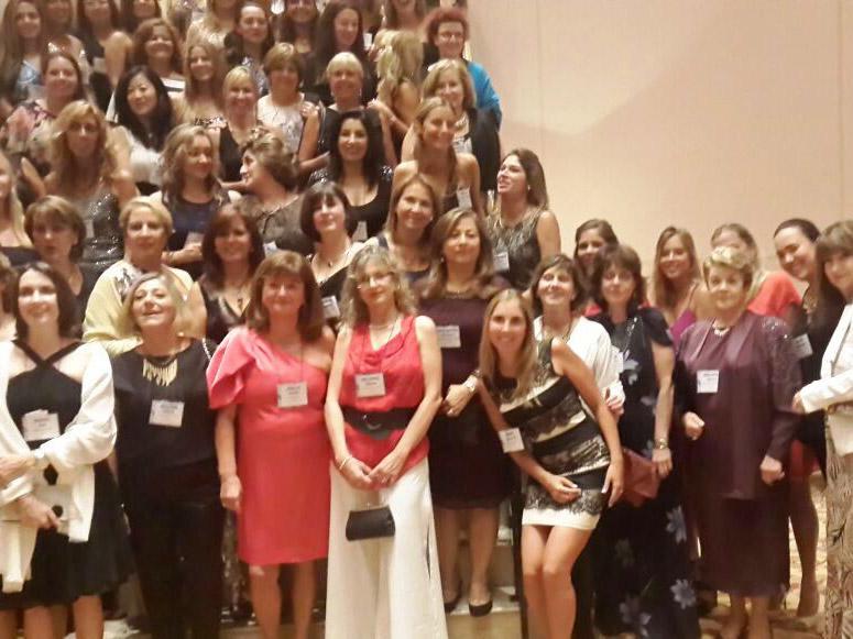 meetings LACMA ladies