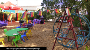 mygoma orphanage playground