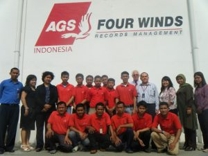 AGS Indonesia team