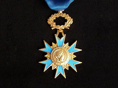 Knight of the National Order of Merit Medal