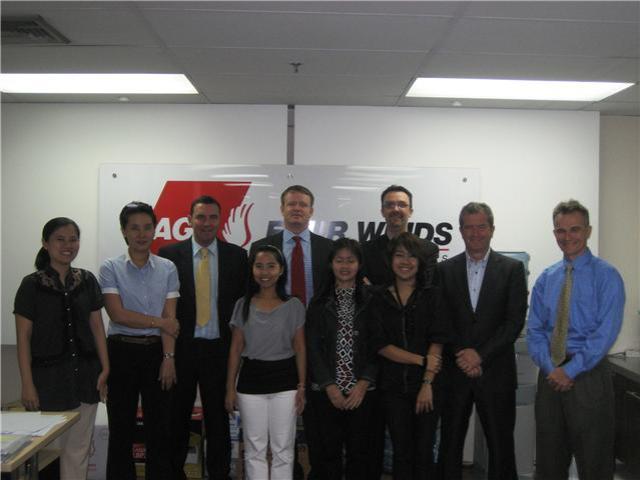 ags thailand team