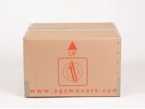 AGS Movers box / Carton de déménagement AGS