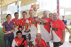 AGS fustal_winners_singapore_2010